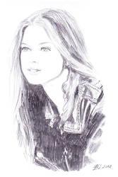Milla Jovovich by Nightwishel