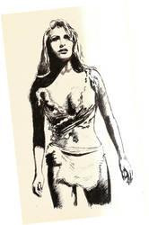Raquel Welch by Nightwishel