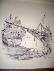 Sargasso sea by Nightwishel