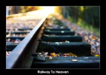 Railway To Heaven by mk-km