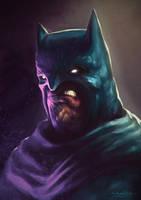 Batmanny by MitchGrave