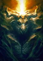 Goatlight by MitchGrave