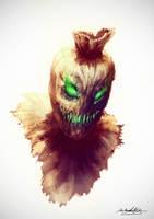 Scarecrow by MitchGrave