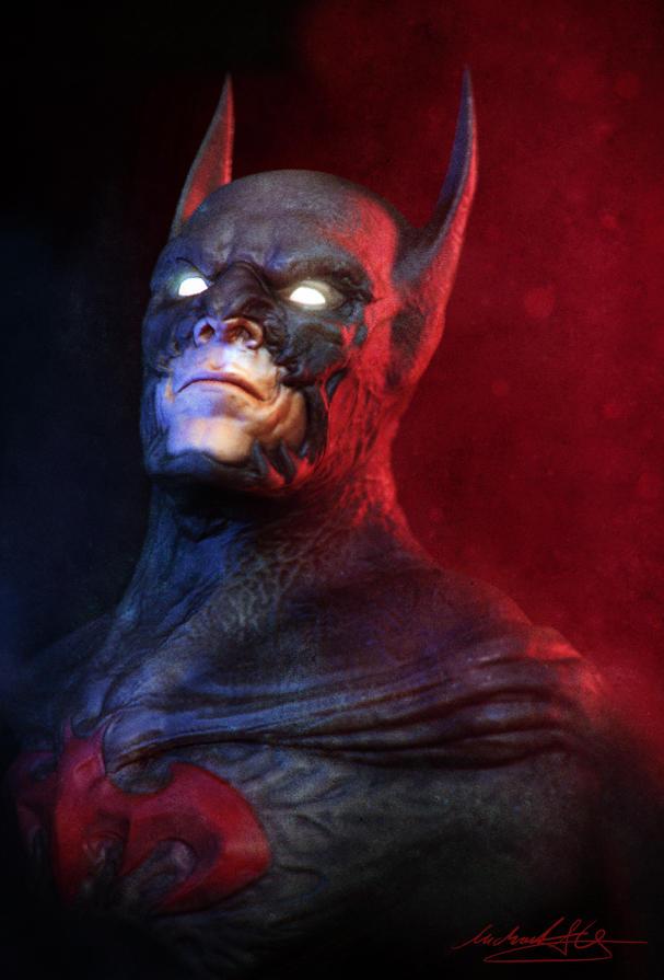 Batman Biosuit by MitchGrave