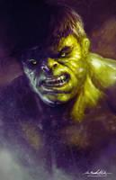 Hulk by MitchGrave