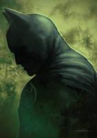 Batman - Grief by MitchGrave