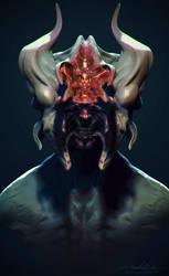 Open Mind by MitchGrave