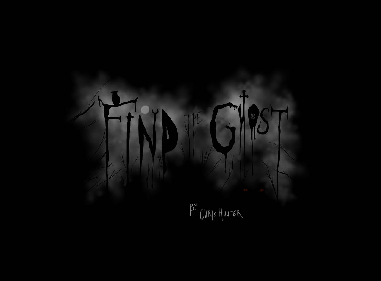 Find the Ghost... if you dare