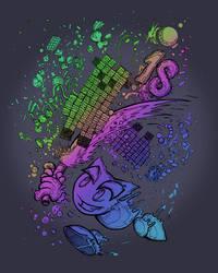 Deviant Art Birthday Art by MusicFreak25