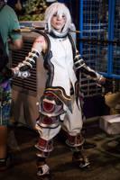 Haseo Xth form Supanova by Lady-Platinum