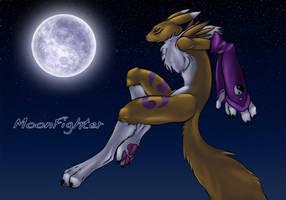 ..::MoonFighter::..Renamon by DaRkRaVeNsTeAr