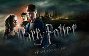 It all ends here -Harry Potter by Hardgamerpt