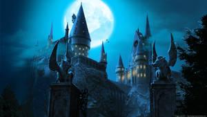 Hogwarts Castle wallpaper by Hardgamerpt
