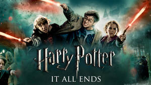 It all ends - Harry Potter by Hardgamerpt