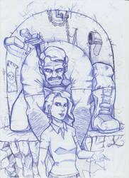 sketch by vincoboy