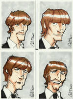 Beatles - a gift by GilTriana