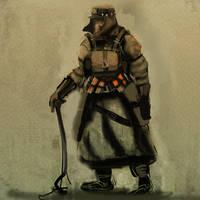 Soldier by Allan-P