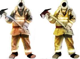 Fireman by Allan-P