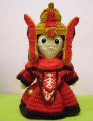 Queen Amidala by Angalad