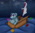 Illustration Friday - Sea by Creative-Elf