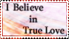 Stamp - I Believe in True Love by Zezkah