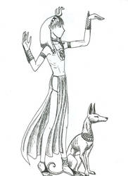 Egyptian for the Contest by IceHot