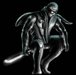 Future Ninja by pschosilver