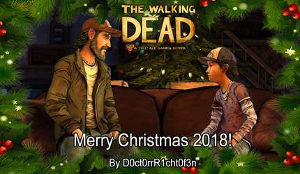 Merry Christmas 2018 by D0ct0rrR1cht0f3n