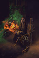 The Cauldron Born by JaiMcFerran