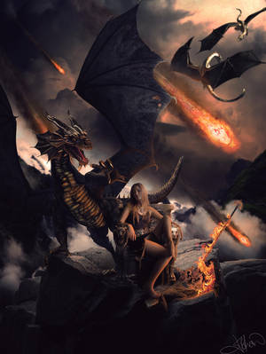 The Dark Kingdom by JaiMcFerran