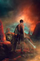 Barbaric Warrior by JaiMcFerran