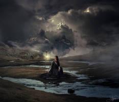 Upon the heath by JaiMcFerran