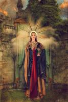 The Sacred Heart by JaiMcFerran