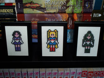 itty bitty sailor scouts by eevilkat