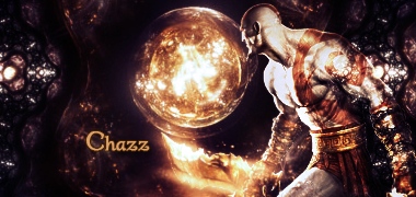 Kratos by Betii93