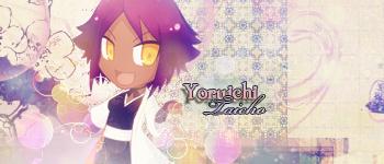 Yoruichi Taicho by Betii93