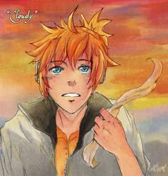 Cloudy - Len Kagamine by Tayday12