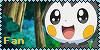 Emolga Fan Stamp 2 by PurelyWhiteButterfly