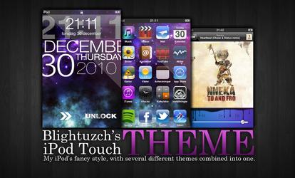 Blightuzch's iPod Touch Theme by Blightuzch