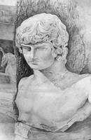 Alexander the Great by Omar-Atef