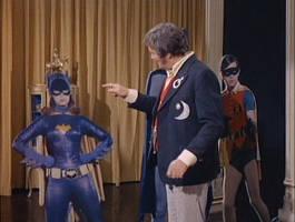 Batgirlflattened by staregazerrod