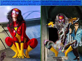 SpiderWomanCollected by staregazerrod