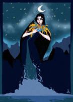 The Nightkeeper by AH-Adonneniel
