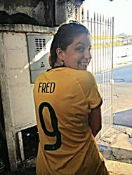 Ready for the World Cup by lululetti