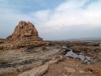 Cyprus rocks by n-John