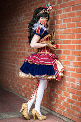 Steampunk Snow White by enjoithis