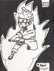 Naruto Sharpie 2007 by acerookie1