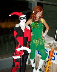 Harley N' Ivy by Neon-Lizzard003