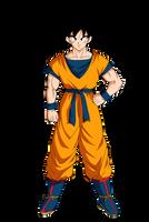 Goku The Movie 2018 Naohiro Shintani by AlejandroDBS