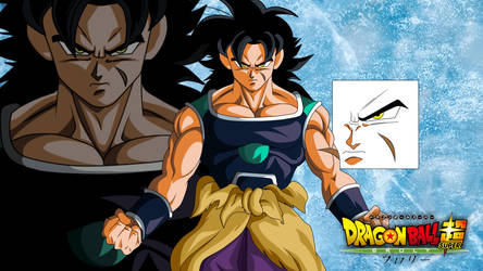 BROLY DBS THE MOVIE 2018 by AlejandroDBS